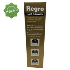 Regro Hair Growth Hair Loss Treatment with Minoxidil