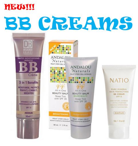 Compare BB Creams Part 1