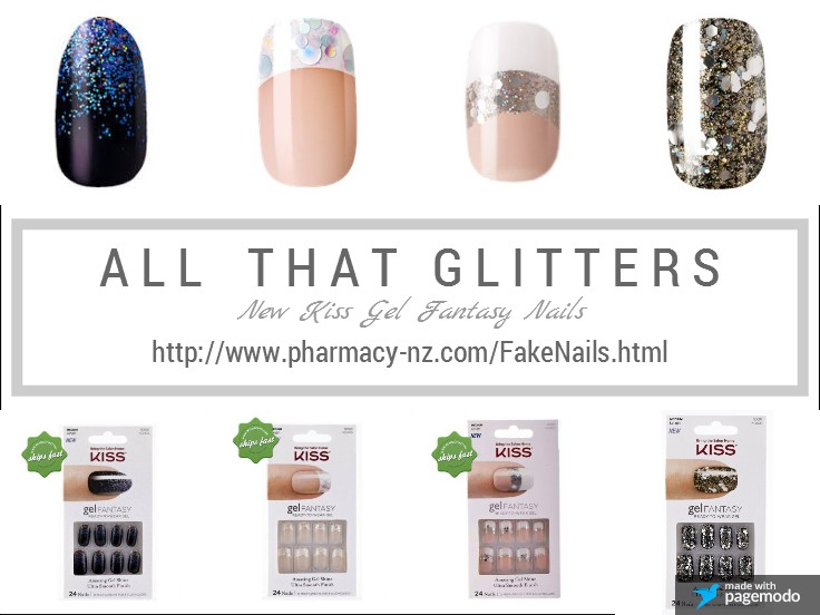 New Kiss Gel Fantasy Nails - Pharmacy NZ Blog