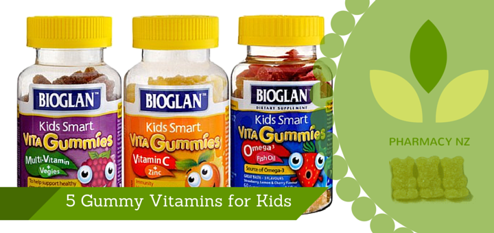 Best Gummy Vitamins For Kids That Are
