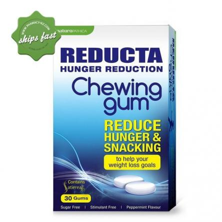 Reducta Hunger Management Chewing Gum 30 Gums
