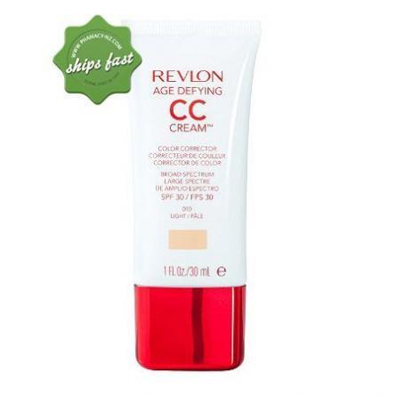 Revlon Age Defying CC Cream Medium
