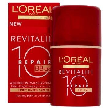 L'Oreal Revitalift Total Repair 10 BB Cream Light 50ml