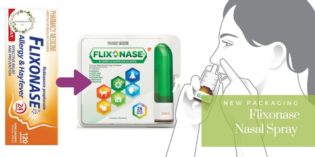nasal steroid spray brand names