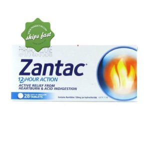 Zantac Relief Tablets