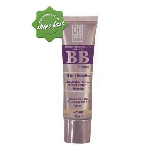 Designer Brands BB Creme Medium Dark 50ml