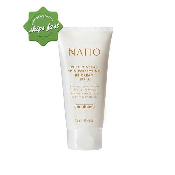 Natio BB Cream Medium SPF15